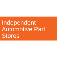 Independent Automotive Part Stores