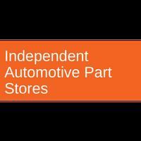 Independent Automotive Part Stores