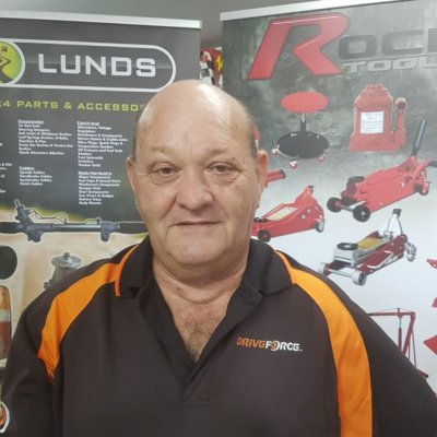 NEW - ROD LOCKE HPP Lunds